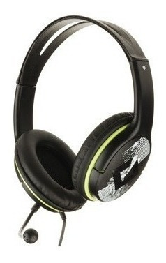 Audifono C/microf. Genius Hs-400a Green