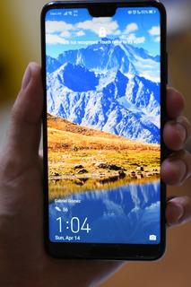 Huawei P20 Black 128gb 4gb Ram