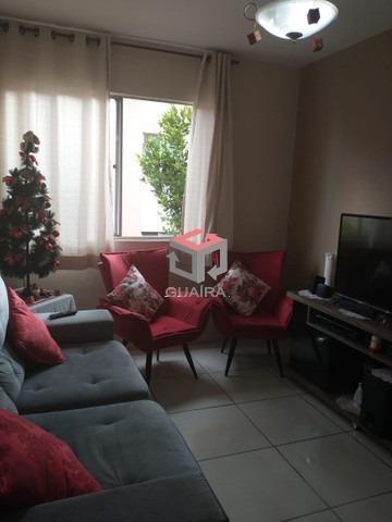 Apartamento À Venda, 2 Quartos, 1 Vaga, Alves Dias - São Bernardo Do Campo/sp - 93978