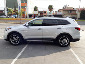 Hyundai Santa Fe 7 Pasajeros, Buen Estado