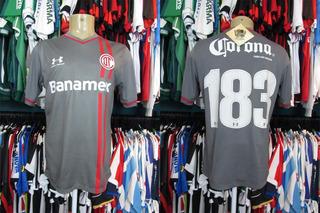 Tolouca 2013 Terceira Camisa Tamanho G # 183.