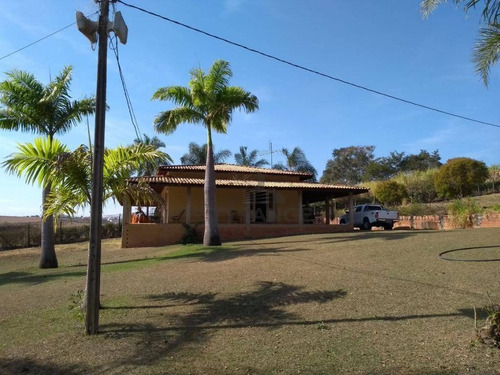 Imagem 1 de 16 de Sítio Com 2 Dormitórios À Venda, 36300 M² Por R$ 3.000.000,00 - Cardeal - Elias Fausto/sp - Si0072