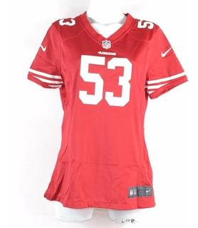NikeJersey Rojo Bowman M 49ers Msrp $1500