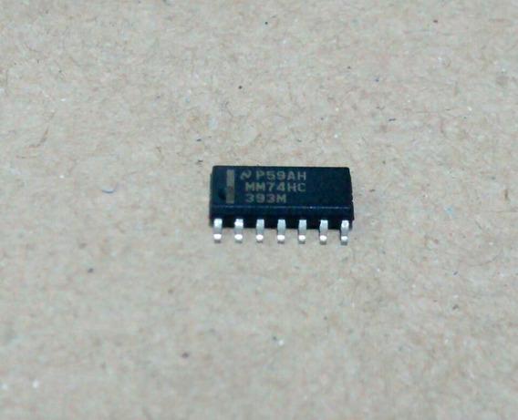 25 Pçs 74hc393 Smd So-14 ( Mm74hc393mx)