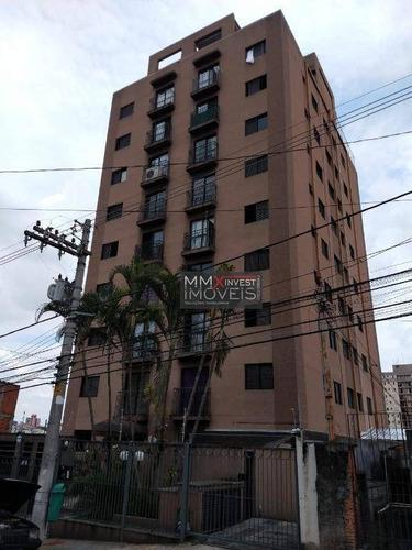 Apartamento Com 2 Dormitórios À Venda, 58 M² Por R$ 350.000,00 - Vila Aurora - São Paulo/sp - Ap1007