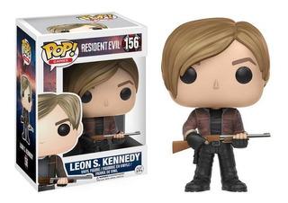 Funko Pop - Resident Evil - Leon Kennedy #156 Original