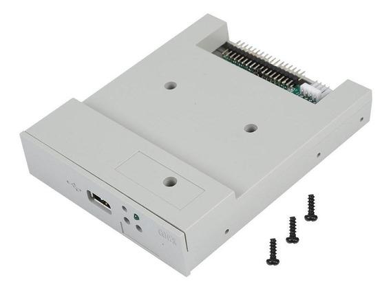 Sfr1m44-u 3.5in 1.44mb Usb Ssd Unidade De Disquete Emulador