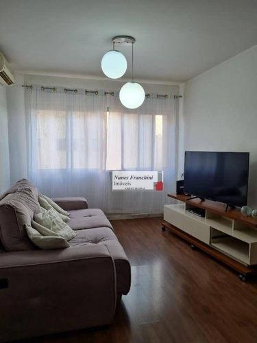 Imagem 1 de 21 de Apartamento À Venda, 90 M² Por R$ 550.000,00 -  Casa Verde  - São Paulo/sp - Ap8488