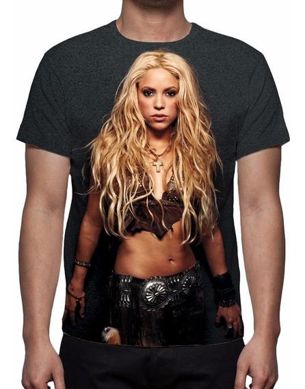 Camisa, Camiseta Shakira Mebarak