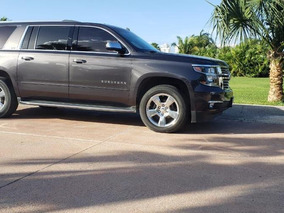 Blindada 2016 Chevrolet Suburban P G Nivel 4 Plus Blindados