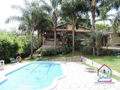 Imagem 1 de 28 de Casa À Venda, 530 M² Por R$ 1.590.000,00 - Chácara Vale Do Rio Cotia - Carapicuíba/sp - Ca0386