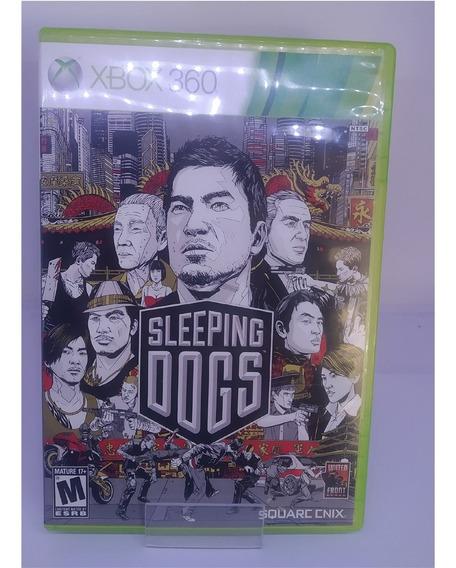 Sleeping Dogs (seminovo) - Xbox 360