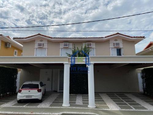 Casa Com 4 Dormitórios À Venda, 300 M² Por R$ 1.055.000 - Green Valley Edge City - São José Do Rio Preto/sp - Ca2294