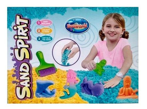 Arena Mágica Magnética Con Accesorios Para Niños Y Niñas