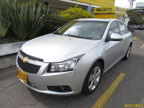 Chevrolet Cruze Platinum 1.8 Automatico Sedan