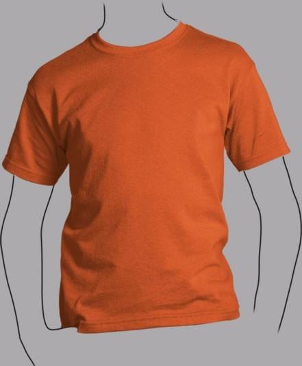 Playera Yazbek - Color Naranja (tallas Niños) (unisex)