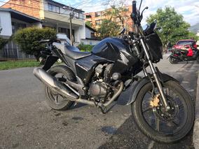Honda Invicta 150 2012