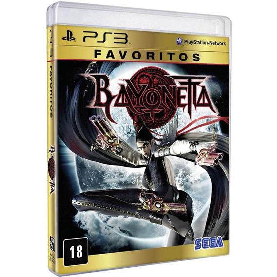 Bayonetta Lacrado Ps3 Oferta! Loja Física!