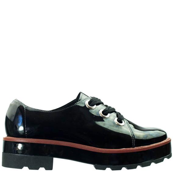 Sapato Moleca 5646.102 Verniz