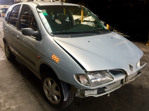 Renault Scenic Rt 1.9 Tdi 2001 Chocado