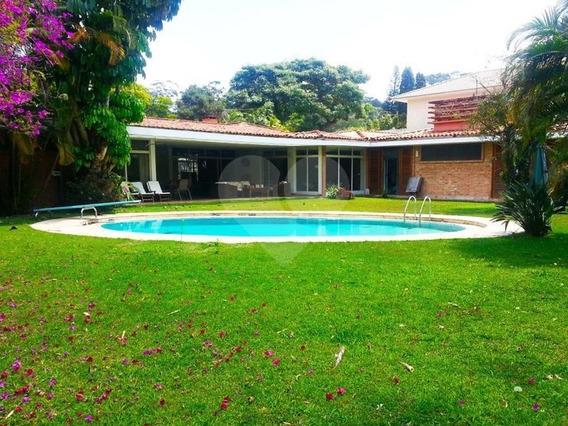 Casa Térrea Em Rua Fechada, Raridade No Real Parque - 353-im40159