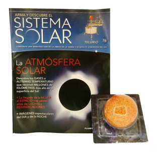 Arma Y Descubre El Sistema Solar Nº 76