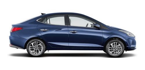 Imagem 1 de 6 de Hyundai- New Hb20s Evolution 1.0 Tgdi- Azul/21/22