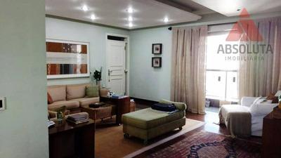 Apartamento Com 3 Dormitórios Sendo 3 Suítes , Para Alugar, 239 M² Por R$ 3.000/mês - Centro - Americana/sp - Ap1836