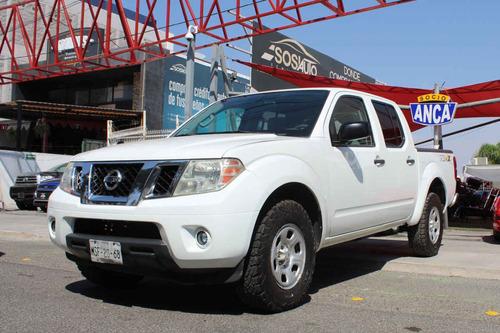 Nissan Frontier Np300 2014 4p Pro-4x V6/4.0 Aut 4x4