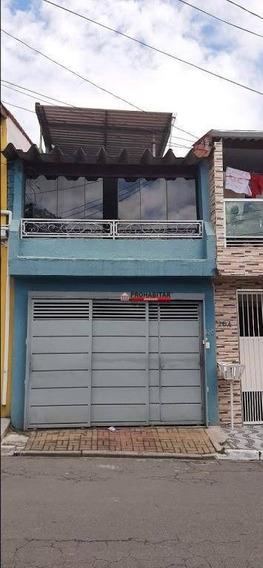 Sobrado Com 2 Dormitórios À Venda, 300 M² Por R$ 360.000 - Parque América - São Paulo/sp - So3206