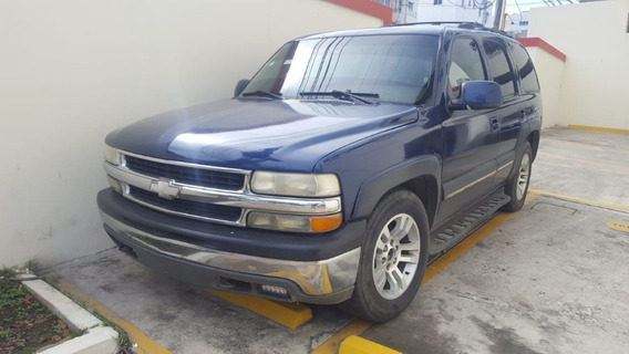 Chevrolet Tahoe 2002 Nitida