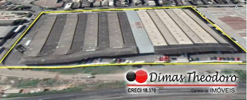 Imagem 1 de 1 de Vende Condominio De Galpão  Frente Rodovia Fernão Dias  - Guarulhos Sp - 2120
