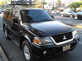 Montero Sport 2007 Equipada Seminueva