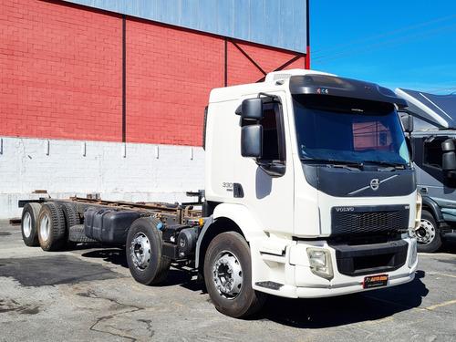 Volvo Vm 330 Ishift  8x2 Chassi  Btrck Ñ É Scania P 320 340