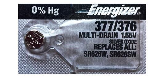 Pila 377/376 Energizer X 20 Baterias