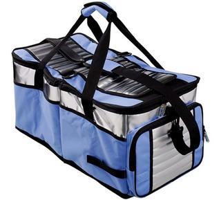 Bolsa Térmica Caixa Cooler 48 Litros 64 Latas Viagem Mor