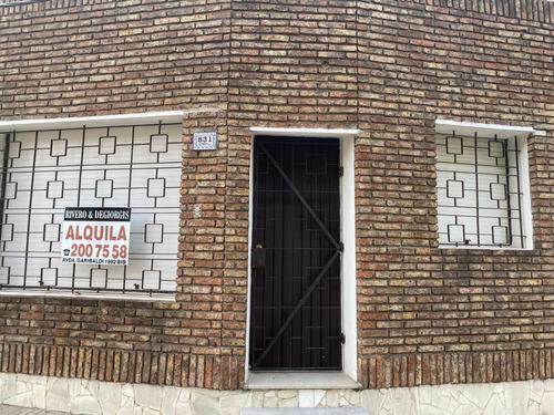 Imagen 1 de 11 de Apartamento Tipo Casa 1 Dormitorio, Sin Gastos Comunes