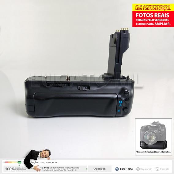 Grip Bateria Phottix P/ Canon 5d Mark Ii Lpe6 + Frete Grátis
