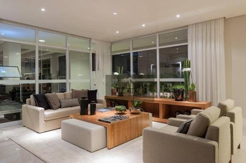 Apartamento À Venda, 52 M² Por R$ 702.000,00 - Consolação - São Paulo/sp - Ap43895