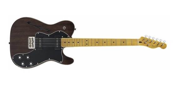 Fender Guitarra Electrica Telecaster Thinline Deluxe Modern