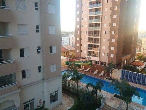Imagem 1 de 6 de Apartamento Com 2 Dormitórios À Venda, 75 M² Por R$ 402.800 - Jardim Sul - São José Dos Campos/sp - Ap8841