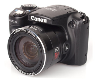 Cámara Semi Profesional Digital Canon Powershot Sx500 Is