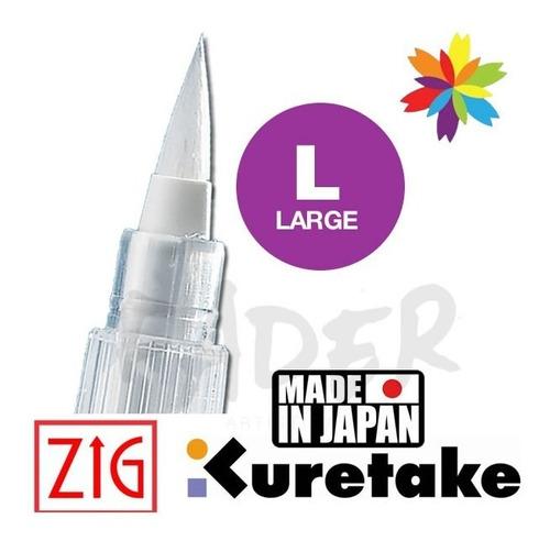 Waterbrush Pincel Kuretake Large Tip Japon