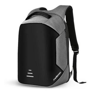Redlemon Nueva Mochila Antirrobo Impermeable Laptop Viajes