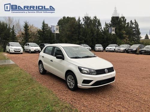 Volkswagen Gol Trendline 2021 0km - Barriola