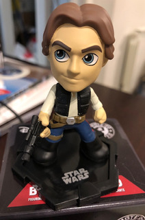 Star Wars Funko Bobble Head Mystery Han Solo
