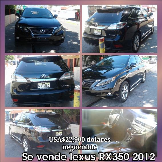 Lexus 350 Rx Jeepeta