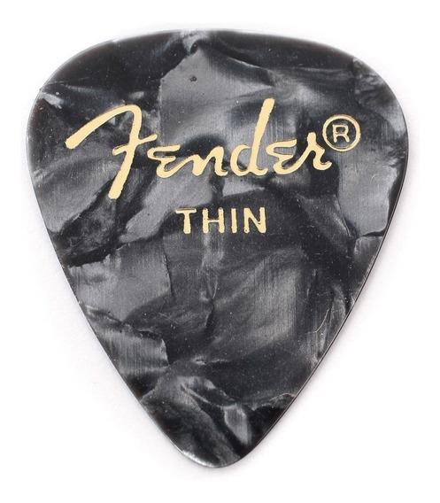 Pua Fender 098-0351-743 Black Moto Thin