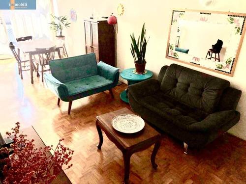Apartamento Para Venda No Bairro Higienopolis Em São Paulo - Cod: Ze96457 - Ze96457