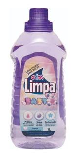 Jabón Líquido Hipoalergénico Para Bebé Gota Limpa - 1 Lt